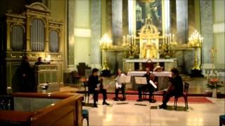 """G. F. Händel - Orgelkonzert in F """"Der Kuckuck und die Nachtigall"""""""