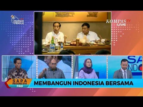 Pengamat: Pertemuan Jokowi-Prabowo