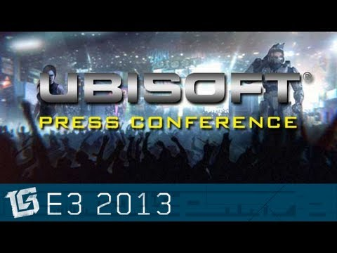 TGS E3 UBISOFT POST CONFERENCE COMMENTARY!