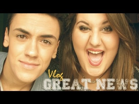 Great News!!! (Vlog) | Cláudia Sousa ft. Bruno PC