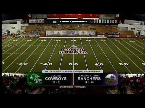 2012 South Dakota State 9B Football Championship