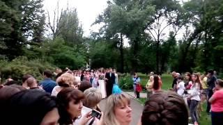выпускной луганск 2014