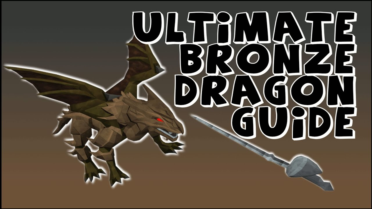Basic Ranging King Black Dragon Guide - Runescape Guides ...