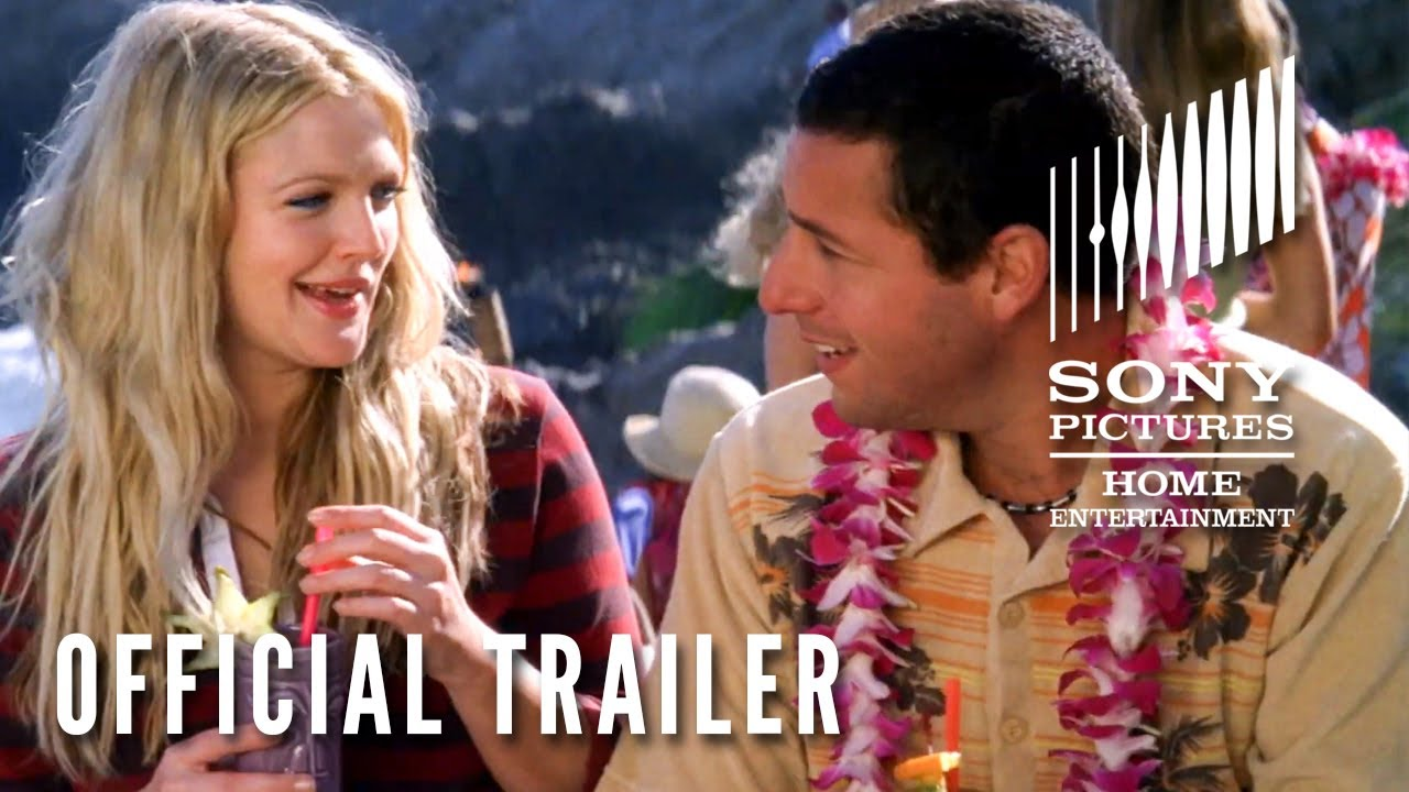 Download Official Trailer: 50 First Dates (2004)