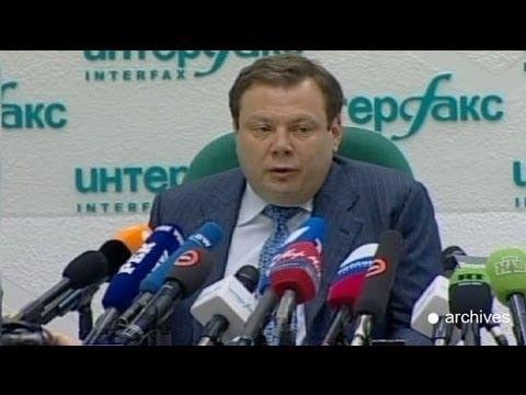 Fridman presenta su dimisión de TNK-BP