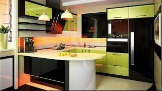 Дизайн кухни 2016/ФОТО КУХНИ/16 идей для маленькой кухни - кухонный гарнитур/kitchen Design(Интерьер #дизайнкухни 16 идей для маленькой кухни от 5 кв.м до 10 кв.м.. Фото кухни разных стилей и расцветок.Ку..., 2016-05-20T07:57:09.000Z)