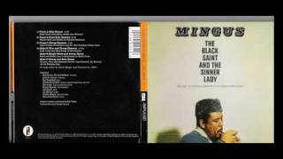 Charles Mingus The Black Saint And The Sinner Lady Track A Solo Dancer