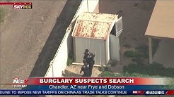 2 OF 3 CAUGHT: Teenage boys burglary suspects in Chandler, AZ (FNN)