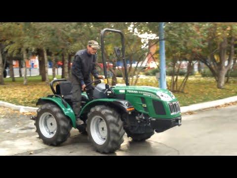 Incontri trattori Kubota