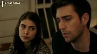Yagiz y Hazan 19 - Lo consuela