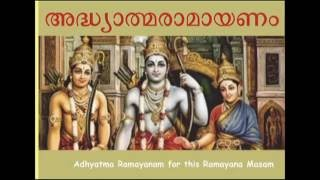 Adhyatma Ramayanam - 07 - SUNDARAKAANDHAM