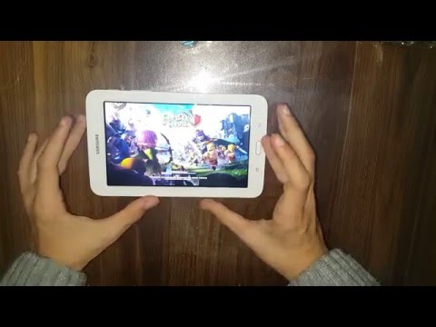 Samsung Galaxy Tab 3 Lite Tablet incelemesi  (Bora)