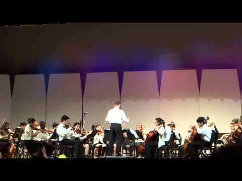 Brian Gilbert Conducts His Original Composition
