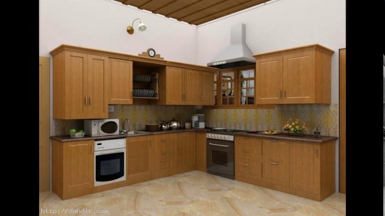 Indian simple kitchen design