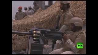 مشاهد من الحدود اليمنية السعودية