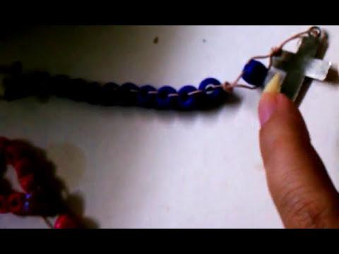 Como hacer un rosario paso a paso diferente youtube - Como hacer un estor enrollable paso a paso ...