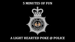 5 minutes of FUN - A light hearted poke at POLICY Enforcers Episode 2 thumbnail