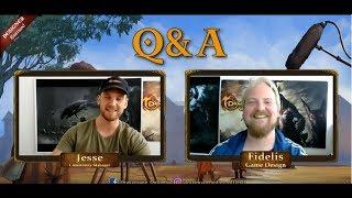 Drakensang Online | Live stream #2 | GAME REBALANCING & PVP REWORK