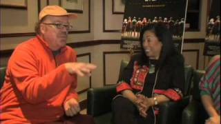 """Every Little Step""  Pt.2  ""A Chorus Line"" doc - Baayork Lee & Yuka Takara -Stephen Holt Show"