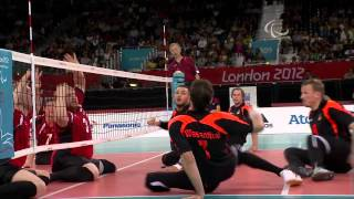 Sitting Volleyball - GER vs RUS - Men