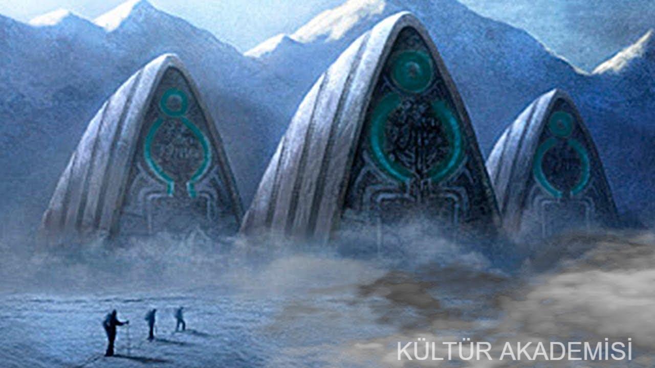 Antartika'da Açıklanamayan Yapılar (HD-Altyazılı)