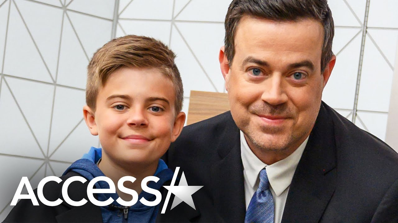 Carson Daly S Son Makes Nightly News Debut And Rocks It Youtube