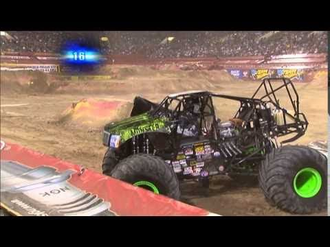 Monster Energy Freestyle - Monster Jam World Finals XIII