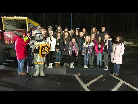 School Spirit Challenge: Kenowa Hills Middle School