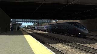 Train Simulator 2014 HD EXCLUSIVE: Amtrak Acela Express Stopping at Stamford and New Rochelle