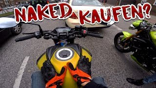 Umstieg auf Nakedbike?