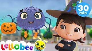 Trick or Treat HALLOWEEN BASH! | Kids Songs | Little Baby Bum