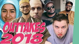 Outtakes 2018 - Datteltäter Fail Compilation!