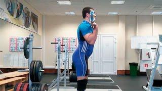 Гибридное упражнение: Подъём штанги на грудь + жим с груди
