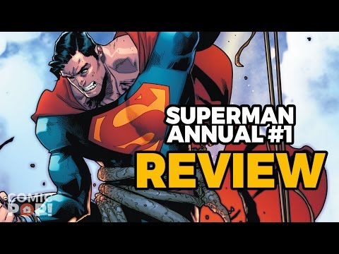 Superman Annual #1 and more!   Off the Rack