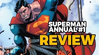 Superman Annual #1 and more! | Off the Rack