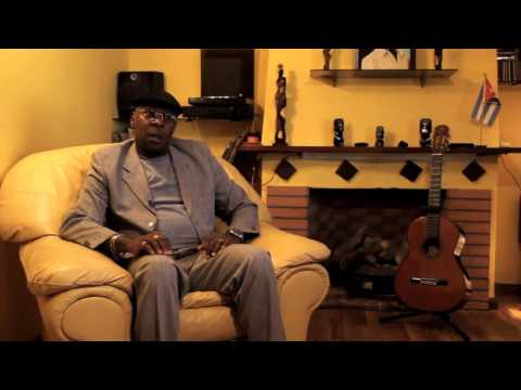 Ibrahim Ferrer Jr. - INTIMO - Interview -