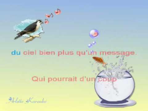 Arlette Karaoké-- Un petit poison, un petit oiseau