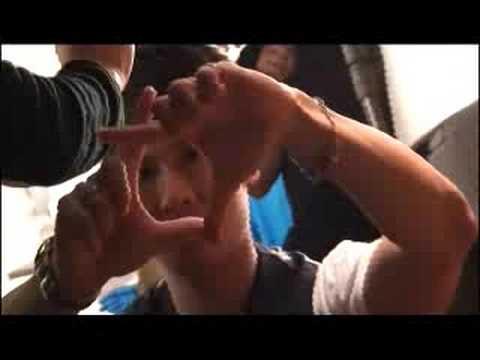 Jeff Wang music video