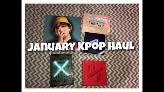 Choice Music Kpop Haul/Unboxing