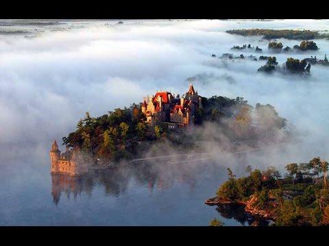 Boldt Castle Heart Island - Thousand Islands