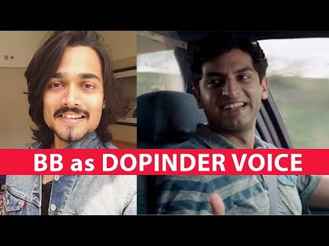 BB KI VINES in DEADPOOL 2 | BHUVAN BAM as...