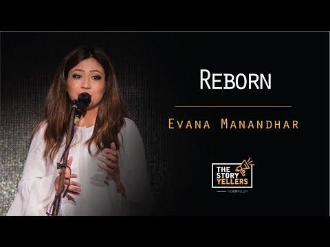 Zapętlaj Miss Nepal World 2015 Ms. Evana Manandhar | Reborn | The Storyyellers | The Storytellers