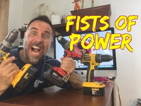 Dewalt or Milwaukee  Power Tools?