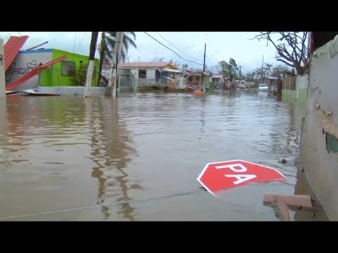 Puerto Rico Raises Official Death Toll to Nearly 3,000 as First Anniv. of Hurricane Maria Approaches