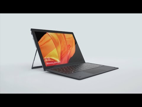 Everything You Needed in a 2-in-1 | CHUWI UBook Pro