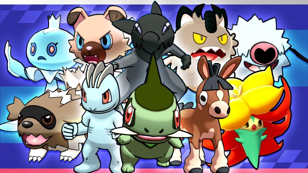 Baby Pokémon Plateau [S2] - Team Vorstellung & Ankündigung - Naseweis!