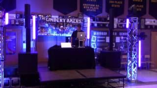 Carvin TRC400A Line Array Sound System with Jeremy Landby of the Disc Jockey News
