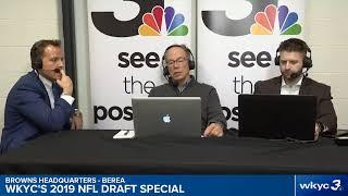 Watch Live | Wkyc's 2019 Nfl Draft Special
