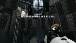 Jump In the Pit - Portal 2 (Pit Boss Achievement)