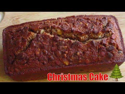 Christmas Cake Recipe – Fruit 'n Nut Cake